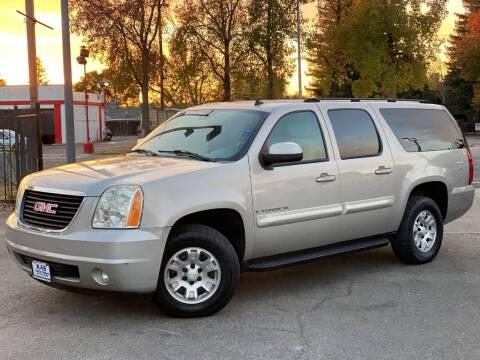 2007 GMC Yukon XL for sale at KAS Auto Sales in Sacramento CA