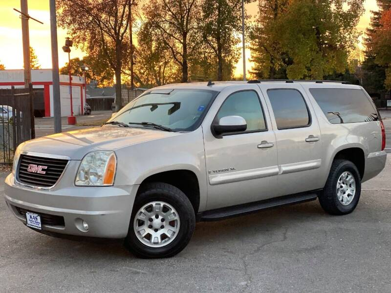 2007 GMC Yukon XL for sale at KAS Auto Sales in Sacramento CA