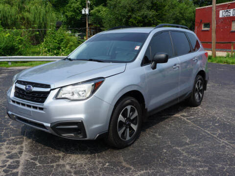 2017 Subaru Forester for sale at Tom Roush Budget Westfield in Westfield IN
