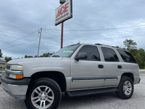 2004 Chevrolet Tahoe for sale at ACE HARDWARE OF ELLSWORTH dba ACE EQUIPMENT in Canfield OH