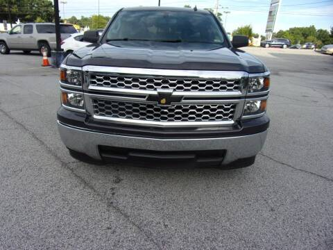 2014 Chevrolet Silverado 1500 for sale at Trust Autos, LLC in Decatur GA