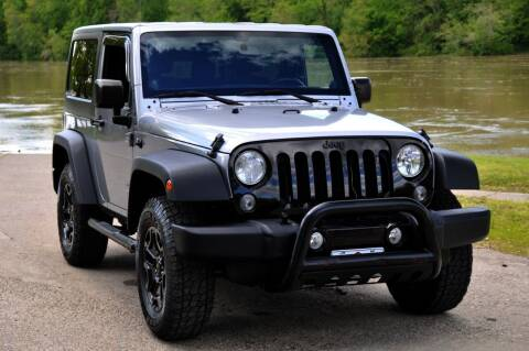 2014 Jeep Wrangler for sale at Auto House Superstore in Terre Haute IN