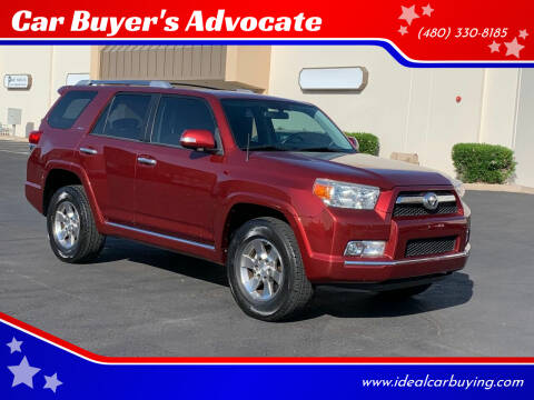 2013 Toyota 4Runner for sale at Car Buyer's Advocate in Phoenix AZ