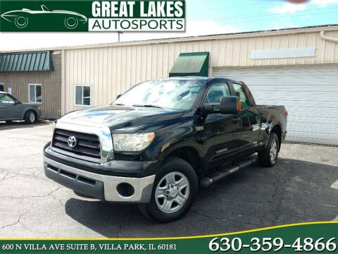 2008 Toyota Tundra for sale at Great Lakes AutoSports in Villa Park IL