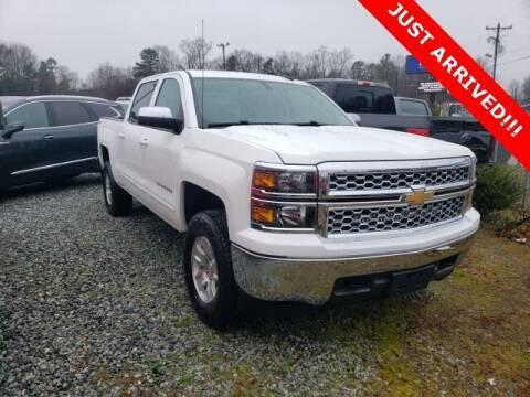 2015 Chevrolet Silverado 1500 for sale at Impex Auto Sales in Greensboro NC