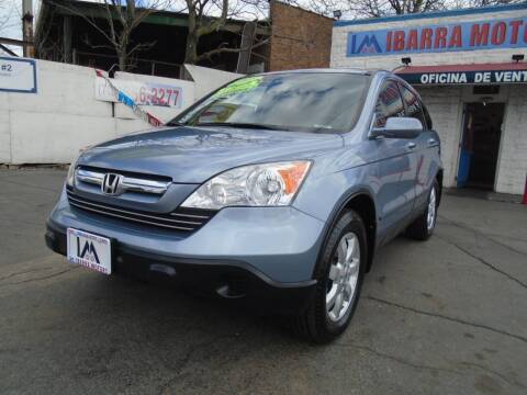 2008 Honda CR-V for sale at IBARRA MOTORS INC in Cicero IL