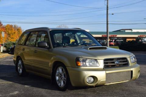 2004 Subaru Forester for sale at NEW 2 YOU AUTO SALES LLC in Waukesha WI