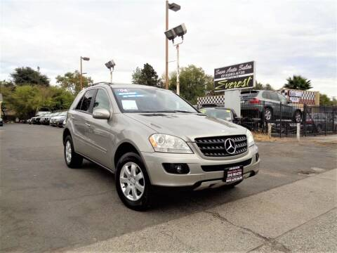 2006 Mercedes-Benz M-Class for sale at Save Auto Sales in Sacramento CA