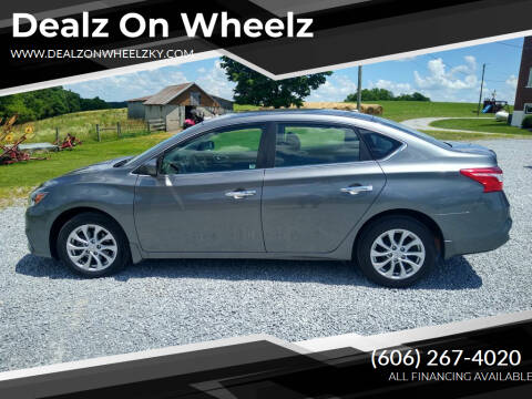 2018 Nissan Sentra for sale at Dealz on Wheelz in Ewing KY