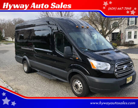 2018 Ford Transit Passenger for sale at Hyway Auto Sales in Lumberton NJ