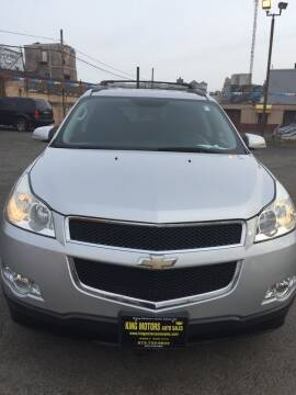 2011 Chevrolet Traverse for sale at KING MOTORS AUTO SALES, INC in Newark NJ