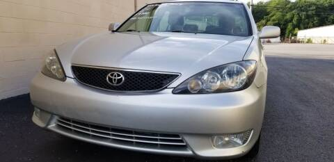 2005 Toyota Camry for sale at Derby City Automotive in Louisville KY