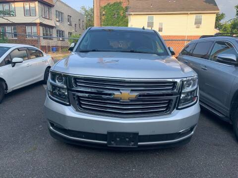 2016 Chevrolet Tahoe for sale at Buy Here Pay Here Auto Sales in Newark NJ