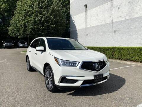 2019 Acura MDX for sale at Select Auto in Smithtown NY