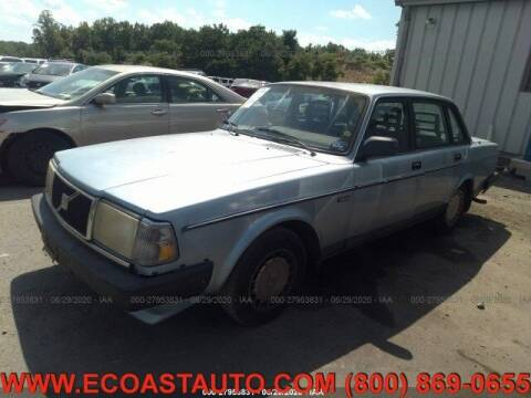 1991 Volvo 240 for sale at East Coast Auto Source Inc. in Bedford VA