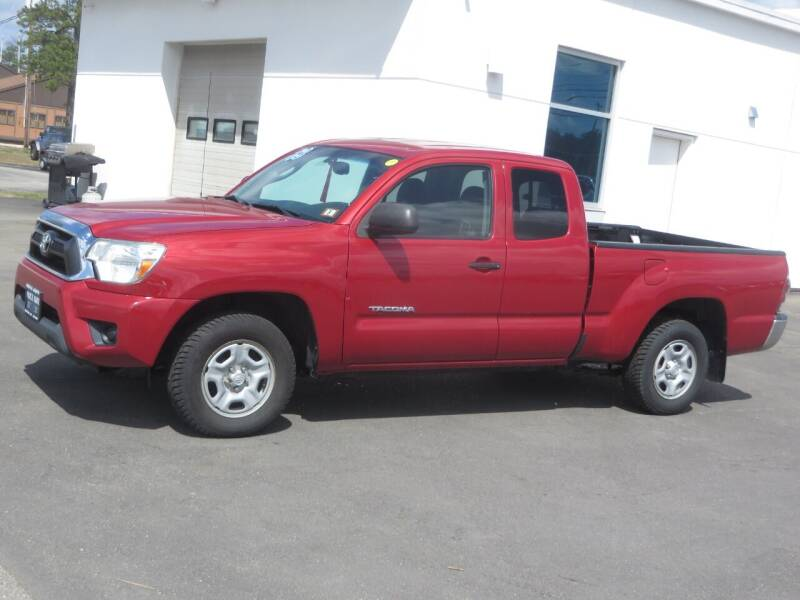 2013 Toyota Tacoma for sale at Price Auto Sales 2 in Concord NH