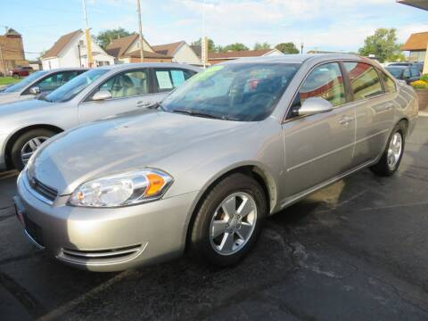 2007 Chevrolet Impala for sale at Bells Auto Sales in Hammond IN