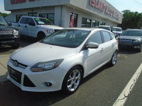 2013 Ford Focus for sale at Island Auto Buyers in West Babylon NY