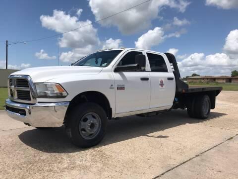 2012 RAM Ram Chassis 3500 for sale at Louisiana Truck Source, LLC in Houma LA