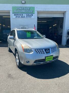 2009 Nissan Rogue for sale at Pikeside Automotive in Westfield MA