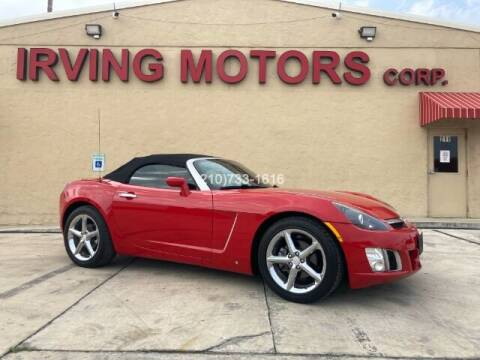 2008 Saturn SKY for sale at Irving Motors Corp in San Antonio TX