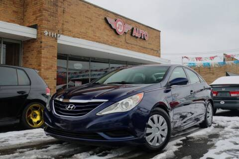 2011 Hyundai Sonata for sale at JT AUTO in Parma OH