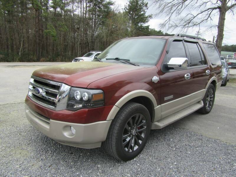 2008 Ford Expedition for sale at Bullet Motors Charleston Area in Summerville SC