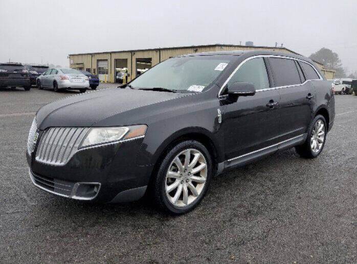 2010 Lincoln MKT for sale at Trimax Auto Group in Norfolk VA