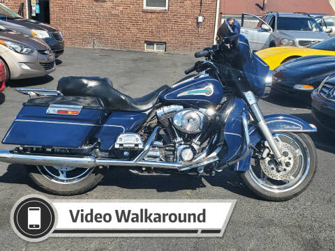 2004 Harley-Davidson FLHTCUI for sale at Kar Connection in Little Ferry NJ
