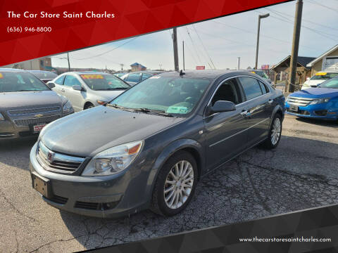 2008 Saturn Aura for sale at The Car Store Saint Charles in Saint Charles MO