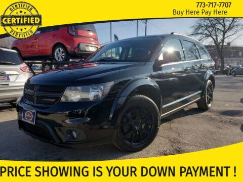 2014 Dodge Journey for sale at AutoBank in Chicago IL