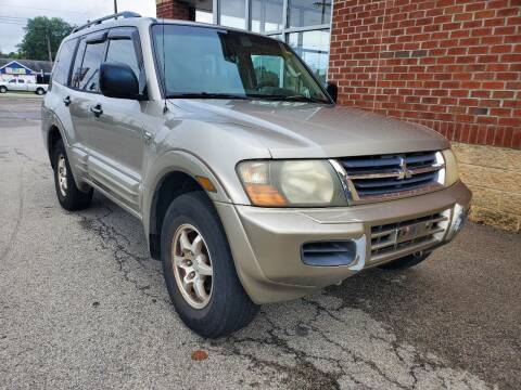 2002 Mitsubishi Montero for sale at Auto Pros in Youngstown OH