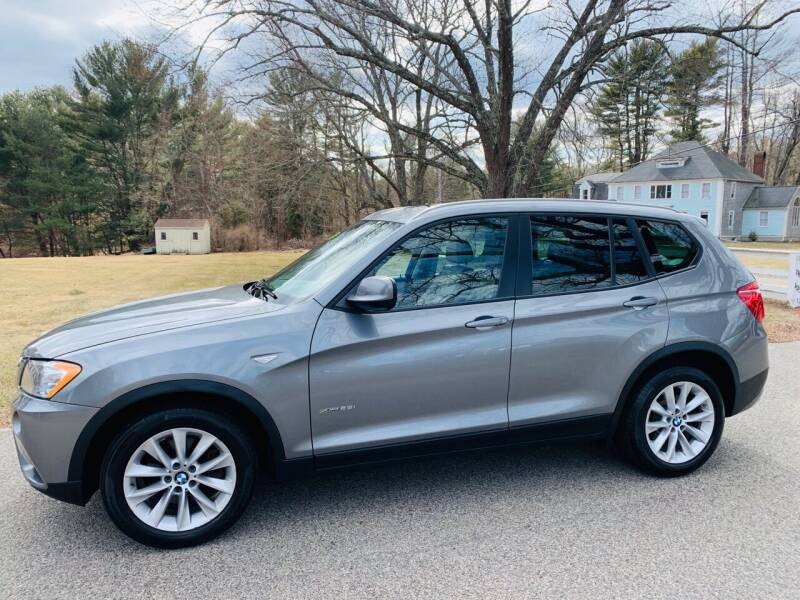 2013 BMW X3 for sale at 41 Liberty Auto in Kingston MA