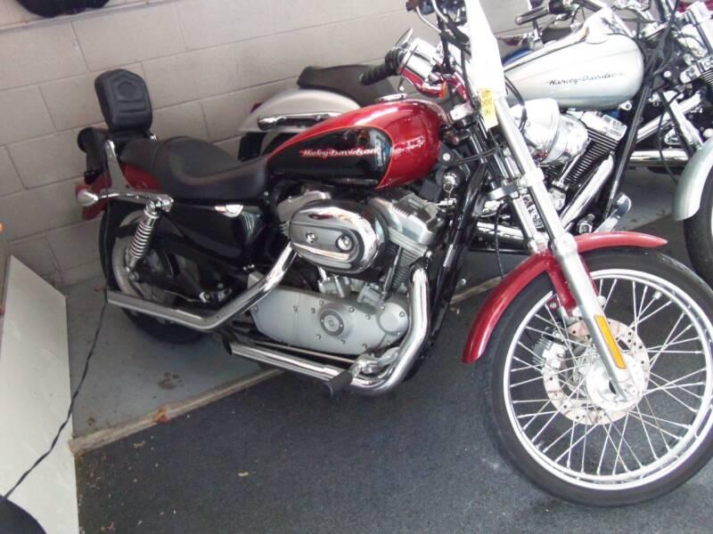 2006 Harley-Davidson 883