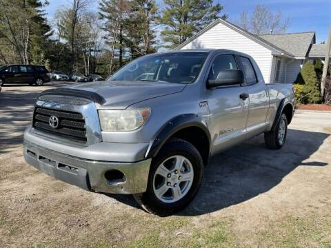 2007 Toyota Tundra for sale at Williston Economy Motors in Williston VT