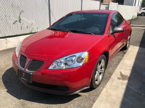 2007 Pontiac G6 for sale at Jay's Automotive in Westfield NJ