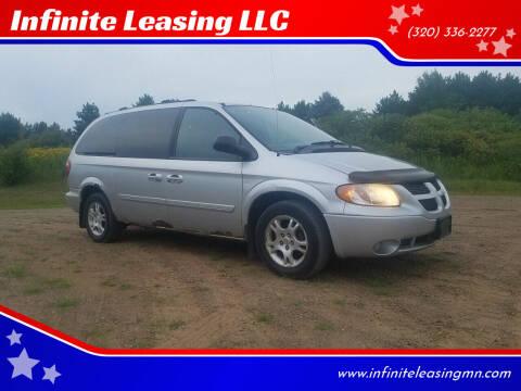 2005 Dodge Caravan for sale at Infinite Leasing LLC in Lastrup MN