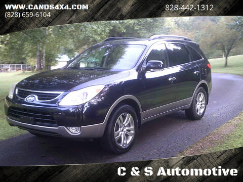 2012 Hyundai Veracruz for sale at C & S Automotive in Nebo NC