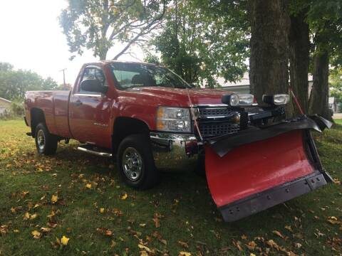 2007 Chevrolet Silverado 2500HD for sale at Antique Motors in Plymouth IN
