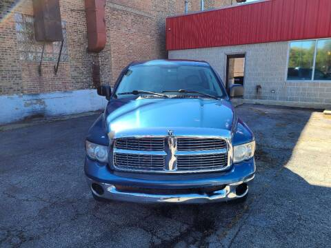 2004 Dodge Ram Pickup 1500 for sale at Alpha Motors in Chicago IL