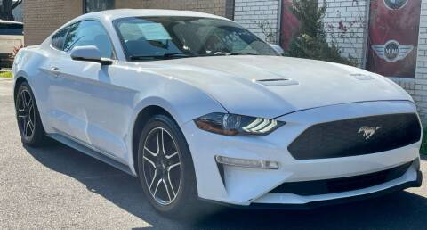 2018 Ford Mustang for sale at Auto Imports in Houston TX