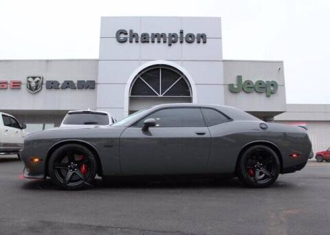 2018 Dodge Challenger for sale at Champion Chevrolet in Athens AL