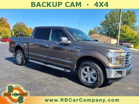 2017 Ford F-150 for sale at R & B CAR CO - R&B CAR COMPANY in Columbia City IN