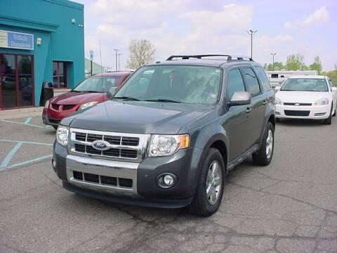 2010 Ford Escape for sale at VOA Auto Sales in Pontiac MI