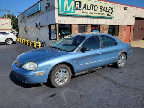 2005 Mercury Sable for sale at MR Auto Sales Inc. in Eastlake OH