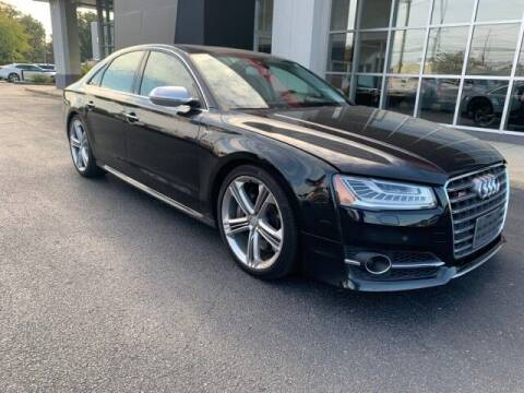 2015 Audi S8 for sale at Car Revolution in Maple Shade NJ