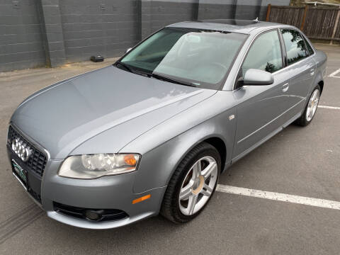 2008 Audi A4 for sale at APX Auto Brokers in Lynnwood WA