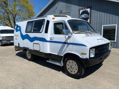 1978 Dodge B300 for sale at D & L Auto Sales in Wayland MI