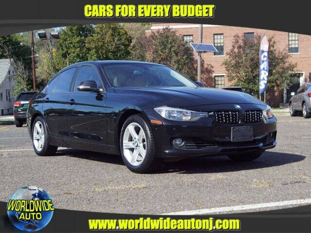 2015 BMW 3 Series for sale at Worldwide Auto in Hamilton NJ