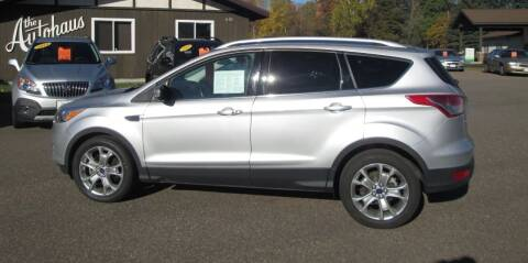 2015 Ford Escape for sale at AUTOHAUS in Tomahawk WI